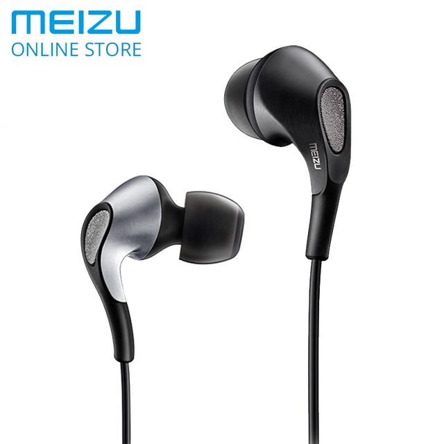 meizu flow Triple Driver In-Ear Earphone English Version HIFI hybrid Earbuds with Microphone Remote for Meizu 16th 16 16X Phone