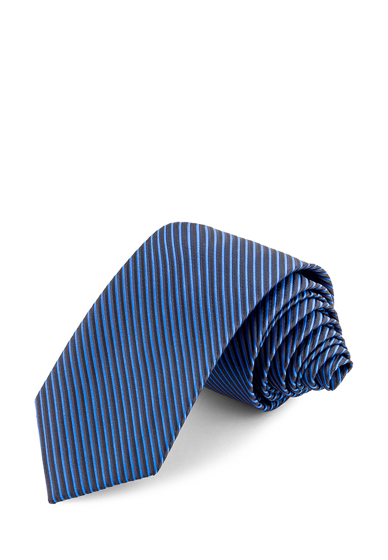 [Available from 10.11] Bow tie male CASINO Casino poly 8 blue 807 8 64 Blue
