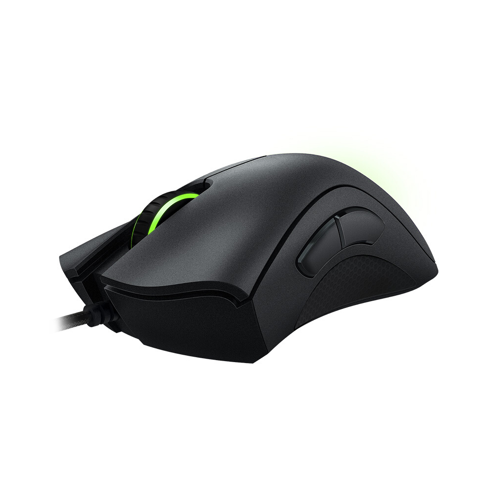 Image 4 - Razer DeathAdder Essential Ergonomic Professional Grade Gaming Mouse 6400 DPI Optical Sensor Gamer For Computer Laptop PC-in Mice from Computer & Office