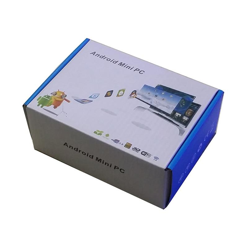 MK809 IV Android TV Mini PC RK3229 Quad Core 1GB 8GB 4K Android 5.1 TV Dongle Stick XBMC Miracast WiFi Smart Media Player