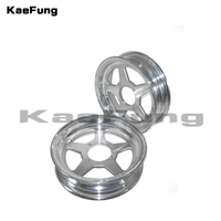 Motorcycle Monkey Bike front rear MKE005 10 inch wheel Rim 10 rim kit for Monkey motorcycle aluminum alloy rim felly 2.75 10