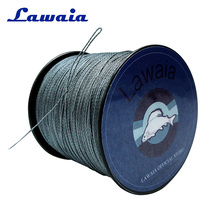 Lawaia Brand 500M Braided Fishing Line Multiple Colors 4 Strands Multi-type Smooth Multifilament Lines Sink