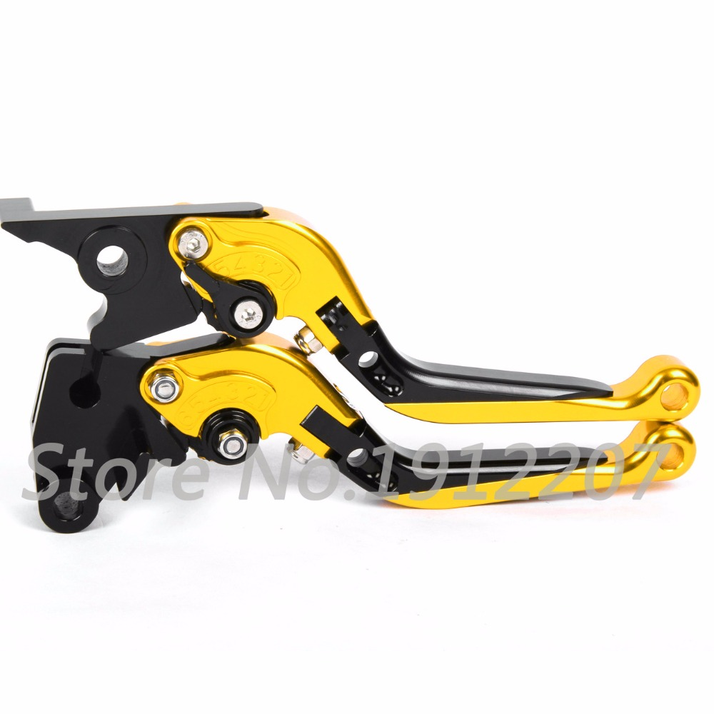 ФОТО For HONDA X4 All Years Foldable Extendable Brake Clutch Levers Aluminum Alloy CNC Folding&Extending Motorbike Levers Hot Sell