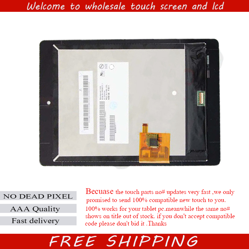 Original 8'' inch For Acer iconia tab A1-810 LCD Display Touch Screen Digitizer Assembly Replacement B080XAT01.1 Free shipping new 7 inch touch screen digitizer for for acer iconia tab a110 tablet pc free shipping