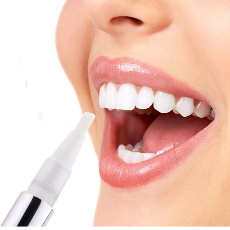 Hot Sale Effective Teeth Whitening Pen Tooth Gel Bleach Remove Stain Oral Hygiene Sexy Perfect Smile Teeth Care Natural Whitener