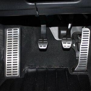 Image 5 - Auto Gas Bremse Rest Pedal Auto Pedale für Volkswagen Vw Golf 5 6 MK5 MK6 Jetta MK5 Scirocco CC TIGUAN toureg für Skoda Octavia A5