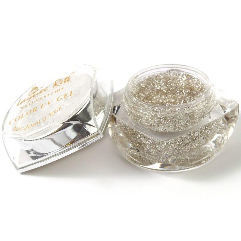 Fashion 20ml Uv Nail Gel Glitter Nail Art Decorations Nail Fashion Shop Household Products Applicable Free Shipping