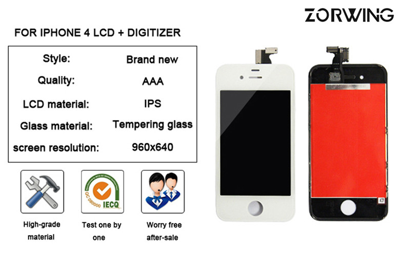 for iphone 4 lcd screen 6