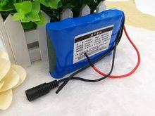 24 v 2 ah 18650 2000 mah Lithium-ion Battery Pack adequado para Pequeno motor/motor/LED uso de Equipamentos de iluminação + Frete grátis