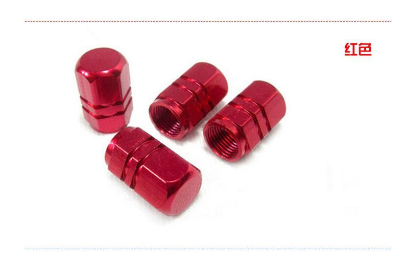 4pcs/set Car Accessories 3D Car Wheel Tires Valve for Citroen c1 c2 c3 C4 c5 c6 c8 c4l C-QUATRE c-Elysee c3-xr c2 Numero styling