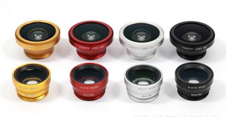Universal in clip fisheye objektiv kamera fischauge weitwinkel