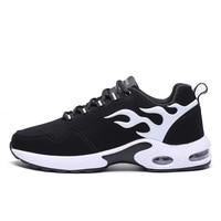 2019 New Arrival Men Spring/Autumn Shoes Brands Light Flats Sneakers Black Sport Trainers zapatillas hombre deportiva hombre