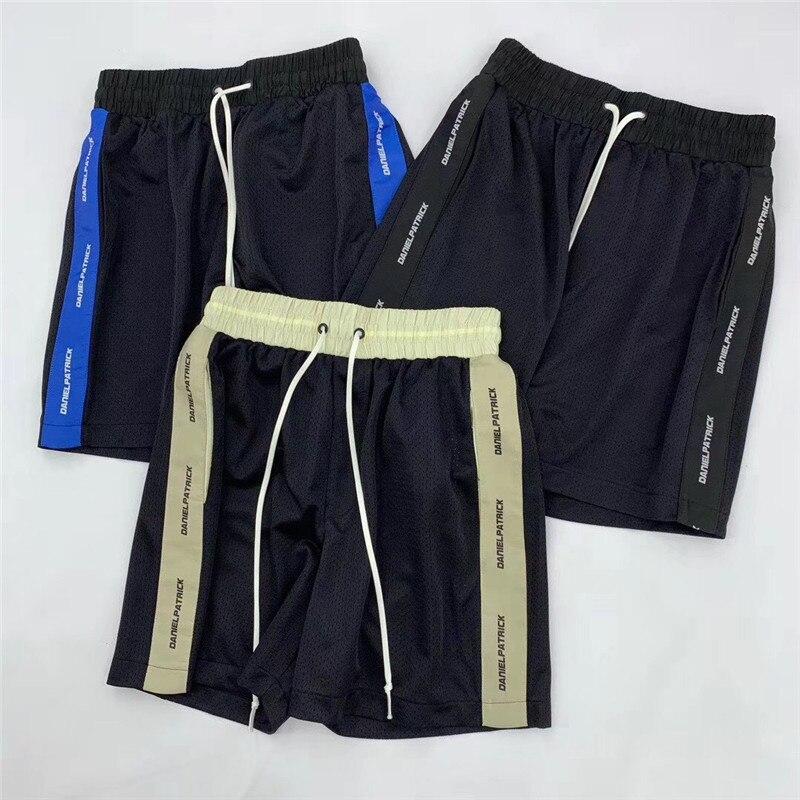19ss Daniel Patrick Shorts Men Women 1:1 Best Quality Streetwear Daniel Patrick Beach Sportswear Daniel Patrick Shorts