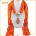 Hot Hijab Jewelery Cotton Hijab Alloy Jewellery Scarf Sarong Pareo Wholesale China