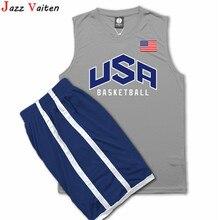 HipJazer для мужчин fanart США майки спортивные комплект спортивные топы корректирующие тренировочная форма с шорты для женщин одежда высшего качества