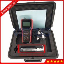 Hand-held Precise Upad X300 Through Coating Ultrasonic Thickness Gauge Meter Tester with USB Storage 1000 Data Sets