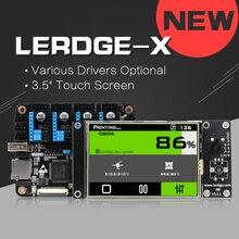 """LERDGE X 3D Drucker Controller Board für Reprap 3d drucker motherboard mit ARM 32Bit Mainboard control mit 3.5 """"Touch Screen"""