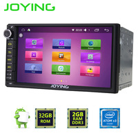 Newest JOYING 2GB RAM 2Din 7 Android 6 0 Car Radio Audio Stereo GPS Navi Media