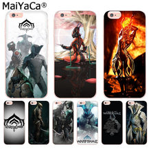 MaiYaCa Warframe Game Luxe High-end telefoon Case voor iphone 11 pro 8 7 66S Plus X 5S SE XR XS XS MAX Cover(China)