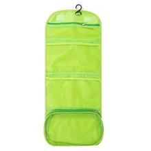 Korean Multi-Functional Cosmetic Bag Convenient Travel Makeup Bathroom Wash Hanging Simple Organizer