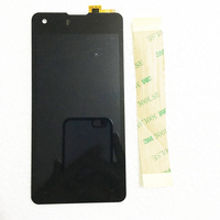 New For Highscreen Omega Prime S LCD Display With Touch Screen Digitizer Assembly For Highscreen Omega