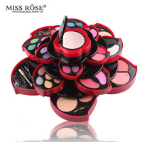 Professional 46 Full Color Make Up Kit Blush Eyeliner Lipstick Collection MakeUp Palette Eyeshadow 3D Collection