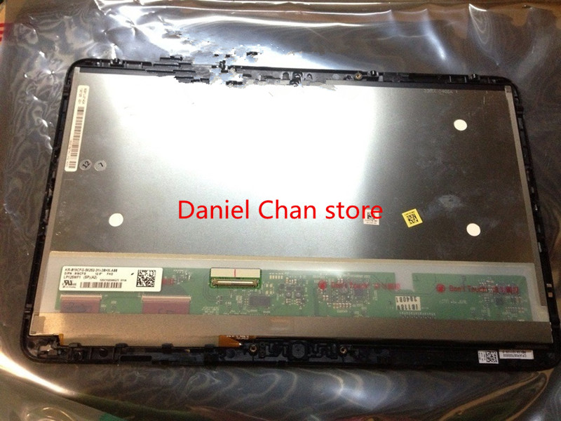 12''Laptop lcd display screen assembly For DELL XPS 12 LP125WF1-SPA3 LP125WF1-SPA1 LP125WF1-SPA2  14 original new lcd screen display lcd screen lp140wh6 tj a1 lp140wh6 for dell xps 14z l412z display 0jyf5y 0fx8h0