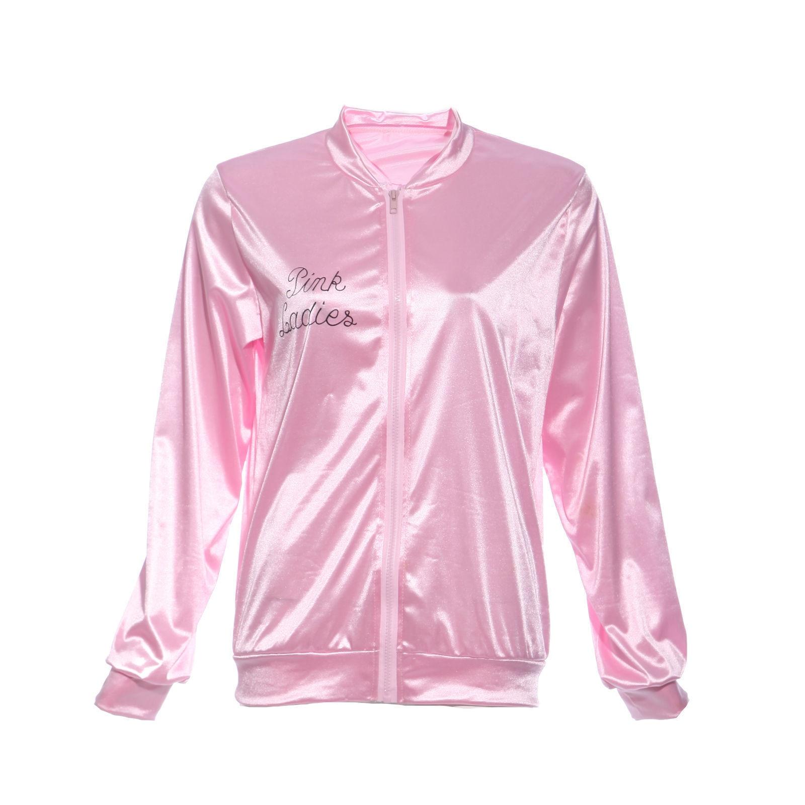 2017 New Halloween Pink Hoodies Lady Retro Jacket Womens Fancy ...