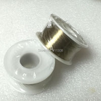 100M Golden Molybdenum Wire Cutting lines/line For refurbish Machine separator for iphone4 4S 5 samsung glass repair fix