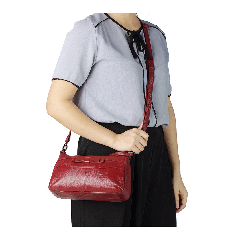 Small Genuine Leather Women's Shoulder Bags Ladies Luxury Handbags Fashion Totes Crossbody Messenger Bags For Female bolsas 2018 six senses small women messenger bags fashion ladies handbags totes woman crossbody bags pu leather shoulder bag bolsas xd3940