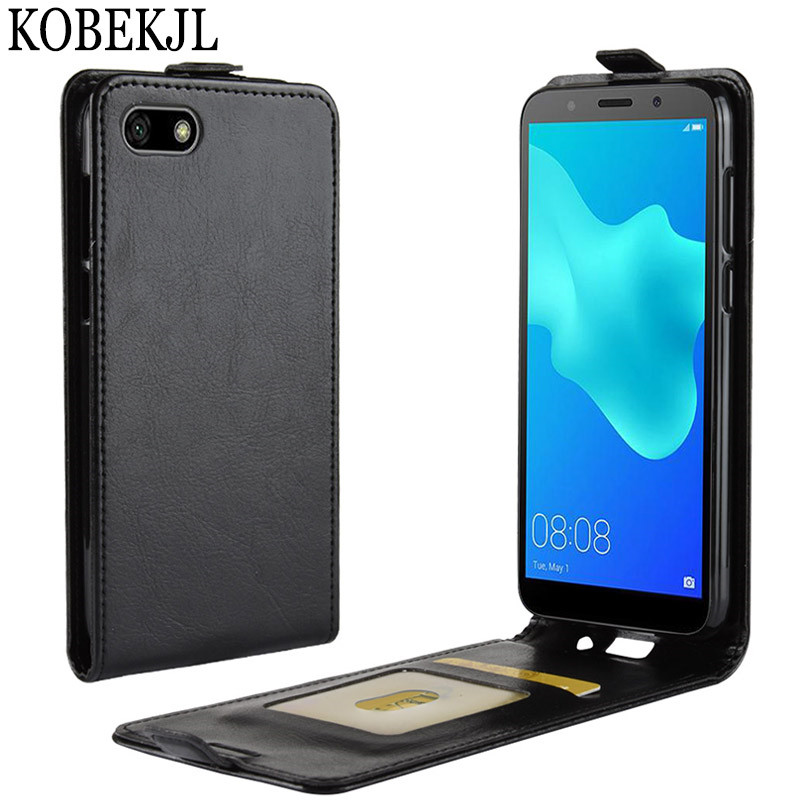 For Huawei Honor 7A Case Cover 5.45 Luxury PU Leather Phone Case For Huawei Honor 7A DUA-L22 Russian Version Flip Protective Bag