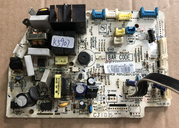 EBR359356 EBR7359356 EBR71379503 EBR71379501 Good Working Tested