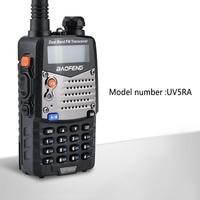 Long Range Walkie Talkie Uhf Vhf Pofung UV 5RA Is Upgraded BAOFENG UV5R For CB Radio Station Radio Scanner Two Way Radio
