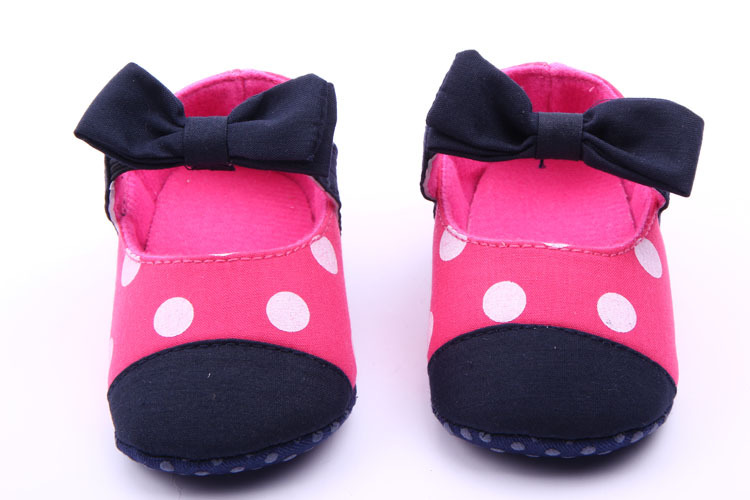Lovely casual Baby shoes little girl first walkers age 0-18 months newborn bebe sapatos  ...