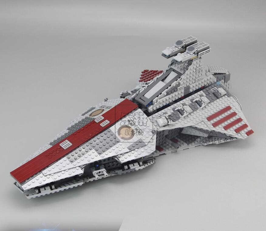 05042 05062 Star Series Wars The Republic Fight Cruiser Set Building Blocks Brick Educational Toys for Children 8039 Gift