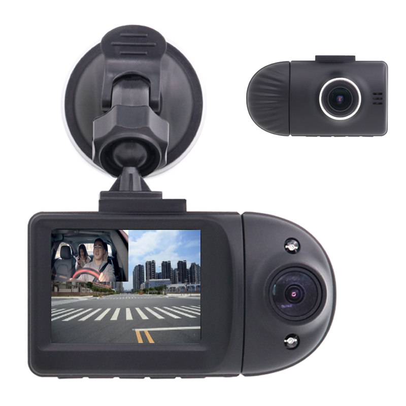 Ainina Taxi dashcam dual 1080p Sony sensor car camera recorder for <font><b>uber</b></font> taxi driver , Night vision Car Das hcam image