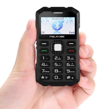 2 шт./лот melrose S2 мини ударопрочный русский клавиатура одной сим карты карман студент мобильного телефона Поддержка Камера Bluetooth MP3