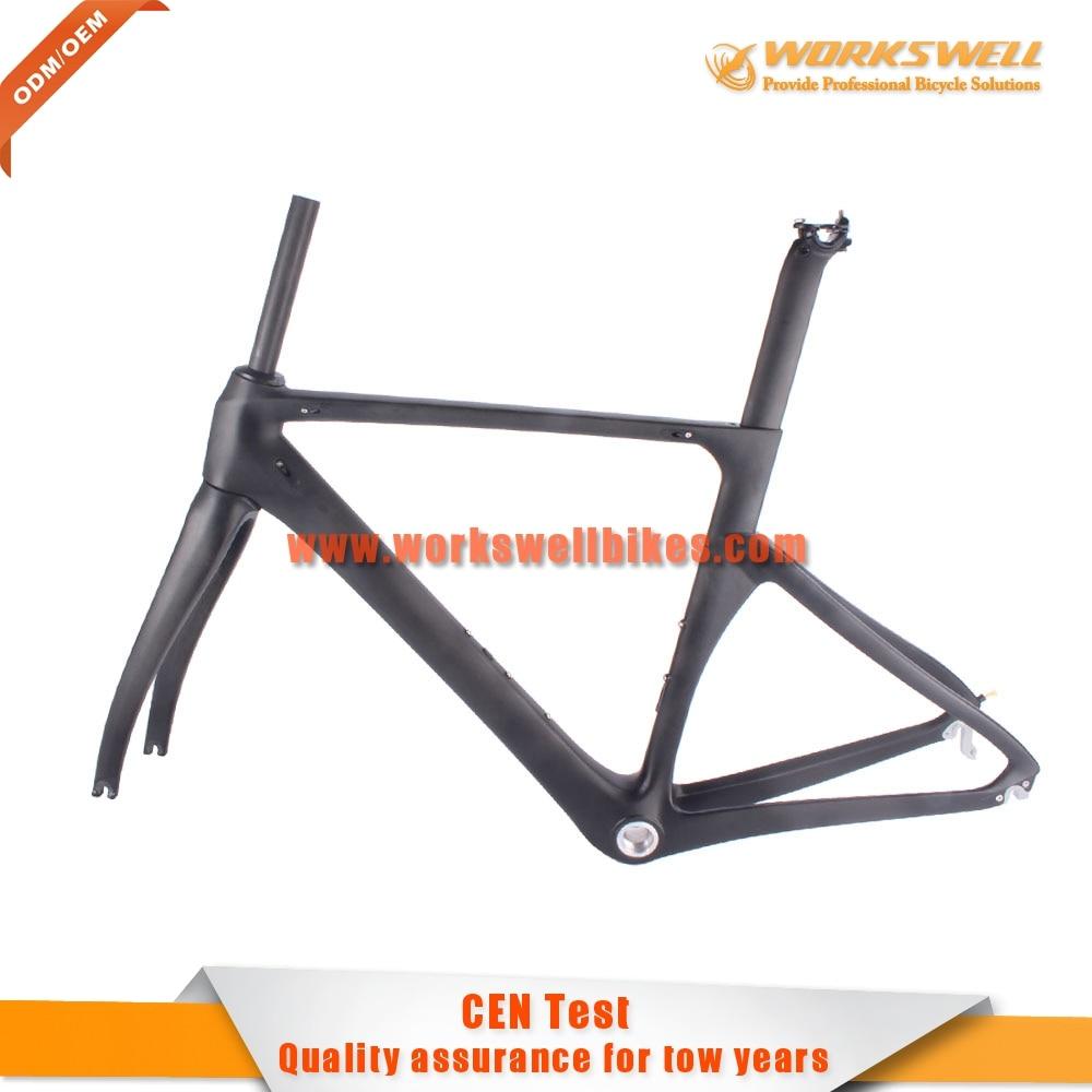 light weight road carbon tt bike frame 700c size bicycle frame excellent china carbon bike frame