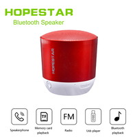 HOPESTAR H9 Portable Mini Bluetooth Speaker Wireless Stereo MP3 Music Parlantes FM Handfree Altavoces Speakers for Phone Altavoz