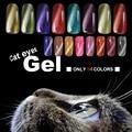 Candy Lover 3D Cat Eyes UV Gel Polish 8ml Soak Off LED UV Gel Nail Polish Magnetic Gel Lacquer Long-Lasting 84 Colors For Choose