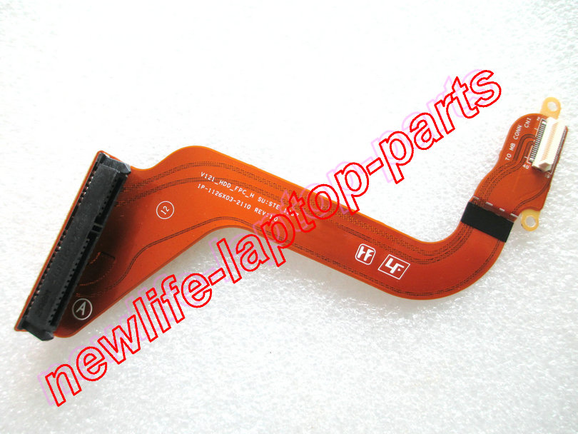 original SVS13 series Hard drive HDD cable connector V121_HDD_FPC_H 1P-1126X03-2110 test good free shipping