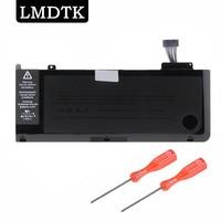 LMDTK New laptop battery FOR APPLE MacBook pro 13 A1278 (2009 2012 year) A1322 MB990 MB991 MC700 MC374 MD313 MD101 MD314 MC724