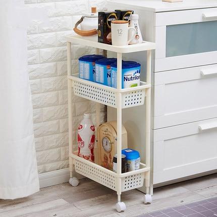 To Russia bathroom Multi layer shelf storage rack storage rack floor shelf shelving finishing frame