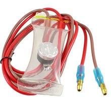 KSD303-A 2 Wire Lead -7C Normal Open Refrigerator Defrost Th