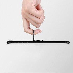 Image 5 - Original Xiao mi mi auto telefon halter set handy ring stents navigation halterung Magnetische saug stents 360 grad rotation