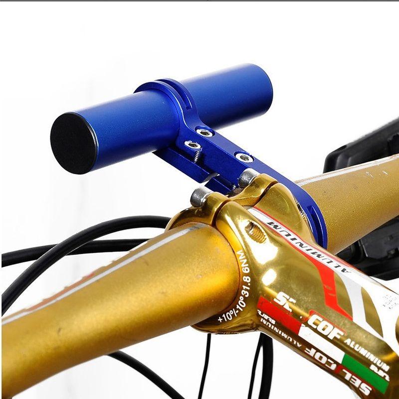 JAEHEV Aluminium Bike Stuurverlenging 25.4 / 31.8mm Fiets Mount - Wielersport