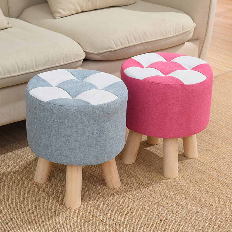 Household fashion creative small bench sitting room sofa wooden art round stool sex chair foot stool squatty potty saddleHousehold fashion creative small bench sitting room sofa wooden art round stool sex chair foot stool squatty potty saddle