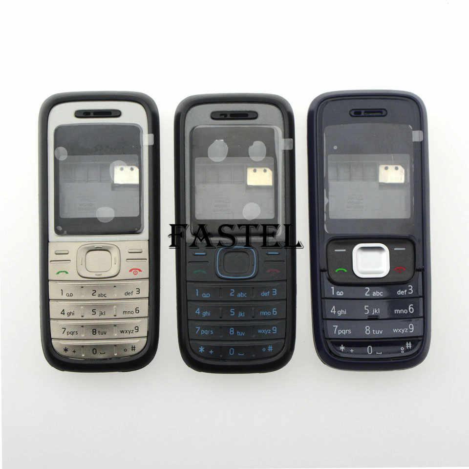 ... Для Nokia 1200 1208 1208 Высокое качество Новый полное покрытие  мобильного телефона чехол + английский/ ...