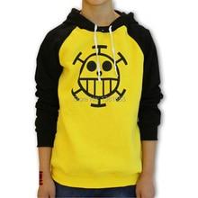 Trafalgar Law hoodies Anime One Piece Trafalgar Law hoodie jacket Cosplay Costume Cloth cosplay Halloween costume