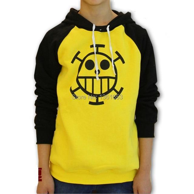 94a776bfdeec Trafalgar Law hoodies Anime One Piece Trafalgar Law hoodie jacket Cosplay  Costume Cloth cosplay Halloween costume